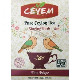 "Чай ""CEYEM"" - Singing birds. Elite Pekoe (100 гр.)"