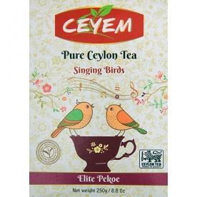 "Чай ""CEYEM"" - Singing birds. Elite Pekoe (250 гр.)"