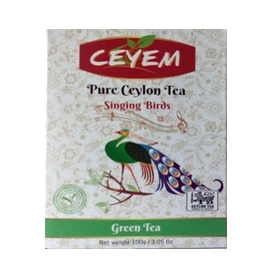 "Чай ""CEYEM"" - Singing birds. Green Tea (100 гр.)"