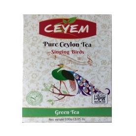 "Чай ""CEYEM"" - Singing birds. Green Tea (250 гр.)"