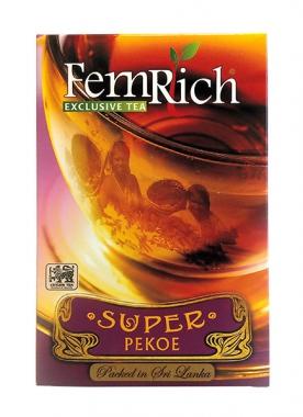 """Чай """"FemRich Exclusive"""" SUPER PEKOE"""
