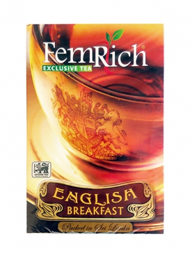 "Чай ""FemRich Exclusive"" ENGLISH BREAKFAST"