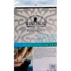 WINDSOR EARL GREY TEA PEKOE чёрный листовой чай с бергамотом (100 гр.)