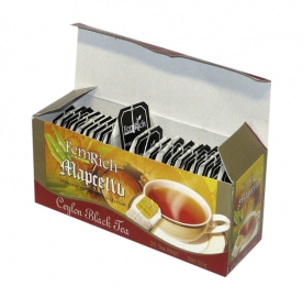 Чай МАРСЕЛЬ - Чёрный без конвертов