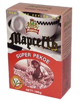 Чай МАРСЕЛЬ - SUPER PEKOE