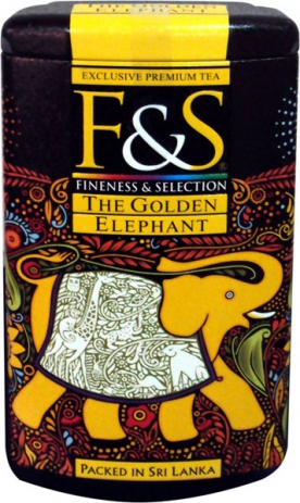 "Чай ""F&S"" - THE GOLDEN ELEPHANT PEKOE"