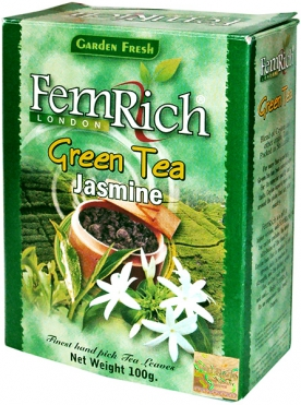 "Чай ""FemRich"" Green Tea Jasmine"