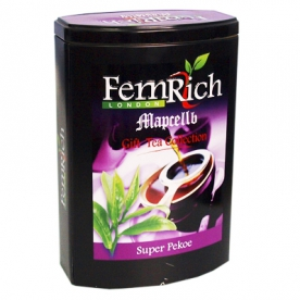 Чай FemRich МАРСЕЛЬ Super Pekoe