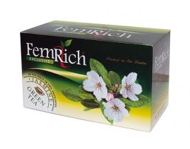 Чай FemRich Jasmine Green Tea