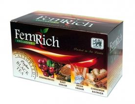 Чай FemRich Assorted Ceylon Black Tea