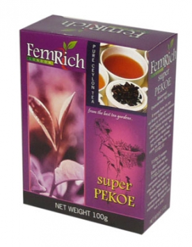 "Чай ""FemRich"" SUPER PEKOE"