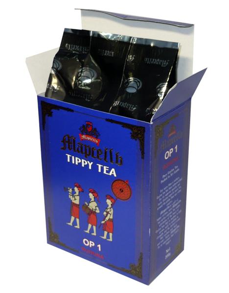 Чай МАРСЕЛЬ - OP1 с типсами