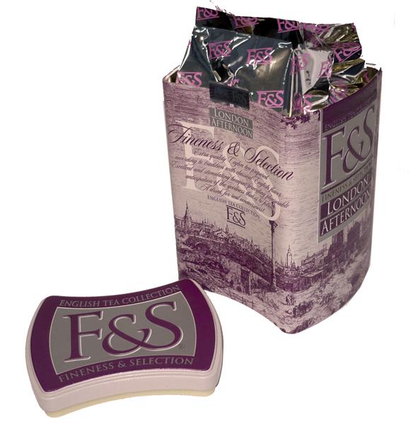 "Чай ""F&S"" - LONDON AFTERNOON"